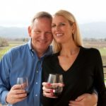 Gary Cogill and Hayley Hamilton Of Dallas Uncorked