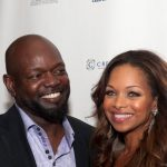 Pat & Emmitt Smith rock the red carpet at Opening Night for The 2nd Annual Emmitt Smith Celebrity Invitational