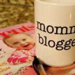 mommy blogger cup
