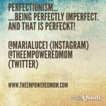 perfectionism