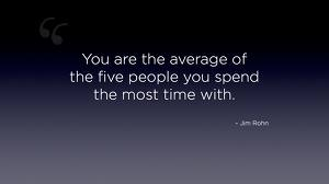 Who Do You Spend Your Time With?