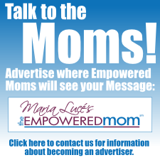 Advertise on The Empowered Mom