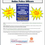 A Community United: McKinney Supports Dallas Police Officers