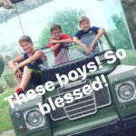 summer boys blessed zoo